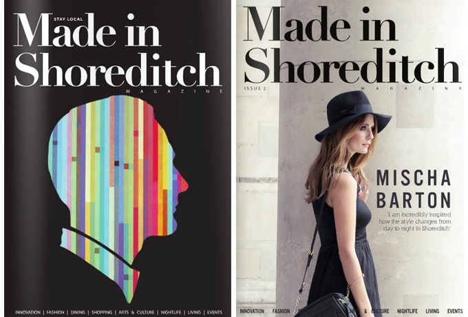 Made in Shoreditch Magazine